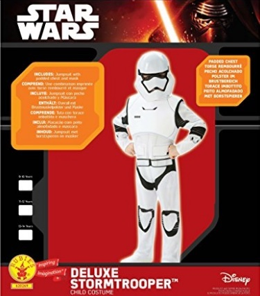 Star wars carnevale da truppe per bambini