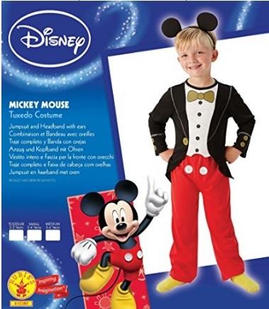 Costume intero di topolino disney
