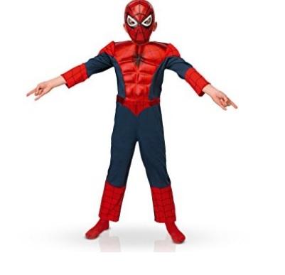 Costume intero dell'uomo ragno ultimate