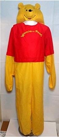 Costume di carnevale disney winnie the pooh 5-6 anni