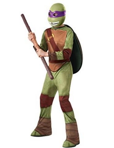 Costumi carnevale bambini tartarughe ninja
