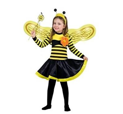 Costumi di carnevale per bambini ape