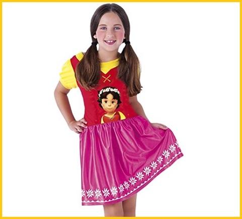 Vestiti di carnevale per bambini heidi