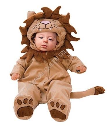 Costumi carnevale bambini leoncino