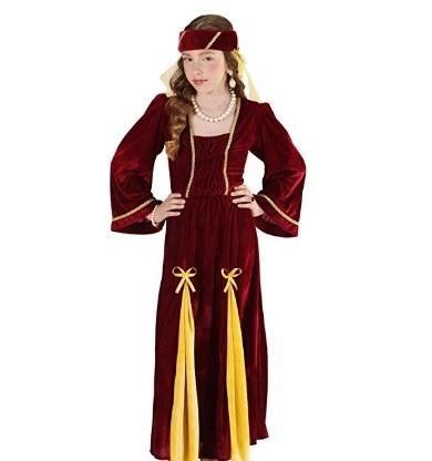 Costumi carnevale medioevo bambini