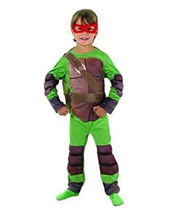 Costumi Di Carnevale Per Bambini Ninja
