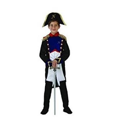 Vestito carnevale napoleone bambino