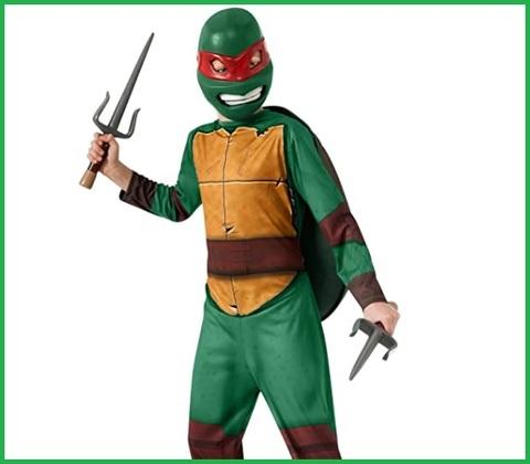 Vestito Carnevale Bambino Tartaruga Ninja