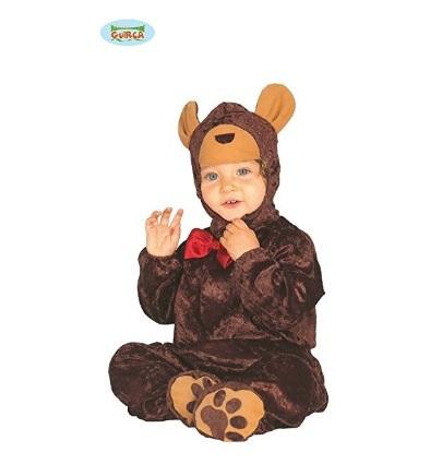 Costumi carnevale bambini orsetto