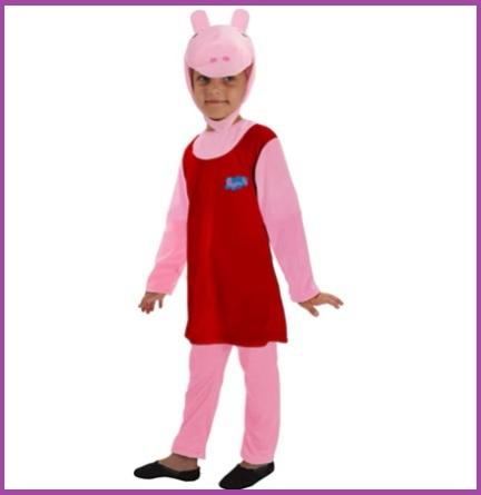 Carnevale peppa pig