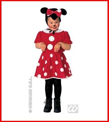 Costume Minnie Di Carnevale Per Bambine