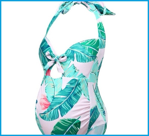 Costumi donne incinte tankini