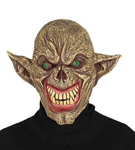 maschera antipolvere mostro
