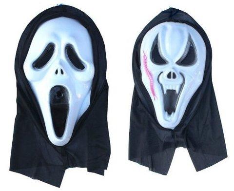 Vendita maschere halloween