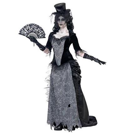 Costume da vampiro dark donna