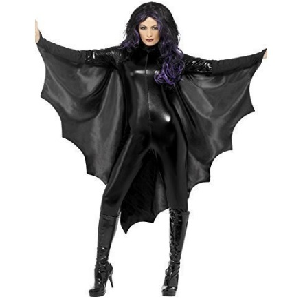 Costume halloween donna pipistrello