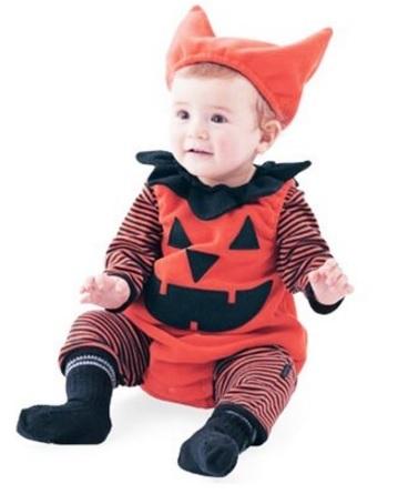 Idee costumi halloween neonati