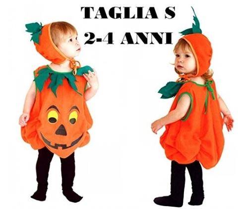 Vestito halloween neonato fai da te