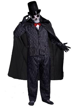 Costumi halloween originali uomo
