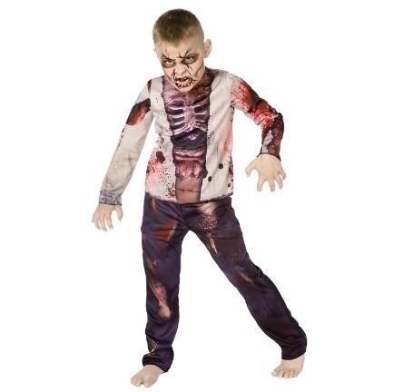 Costumi di halloween zombie
