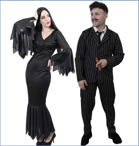 Vestiti Halloween Fai Da Te Adulti.Costumi Halloween Adulti Coppia Grandi Sconti Costumi Halloween