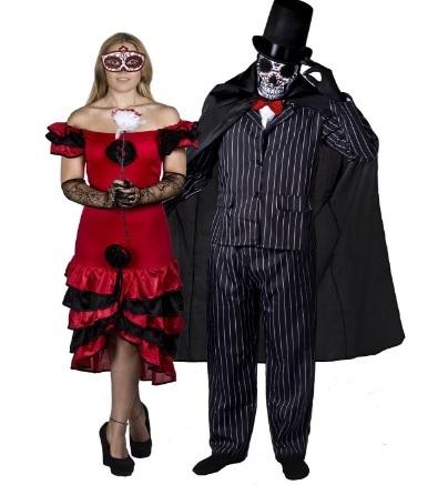 Halloween costumi coppia idee