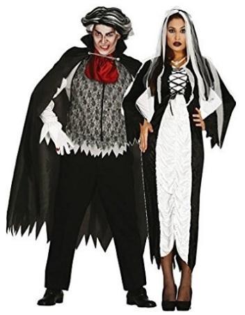 Costumi halloween originali coppia