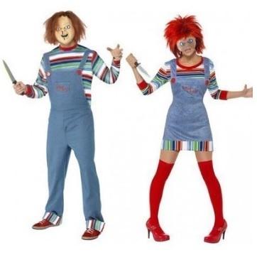 Costumi halloween in coppia