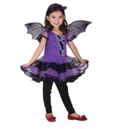 Costumi halloween bambini pipistrello