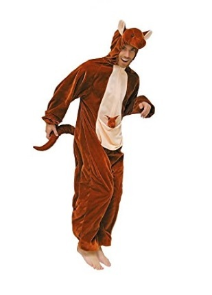 Costume Da Canguro Per Halloween