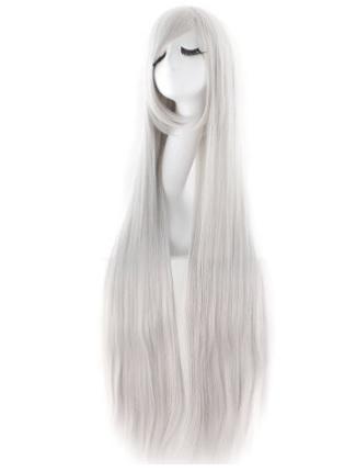 Parrucca lunga ondulata per halloween