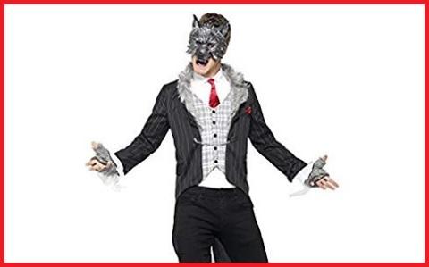 Costumi halloween uomo lupo