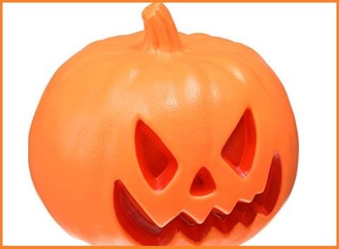 Halloween zucca luminosa