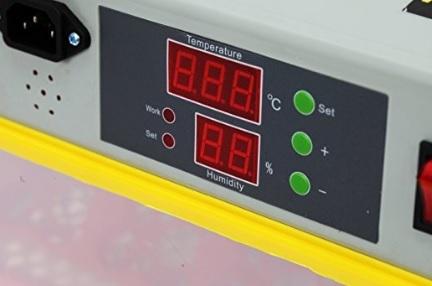 Incubatrice automatica professionale elettronica
