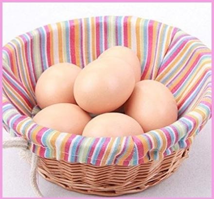 Uova finte per decorazione