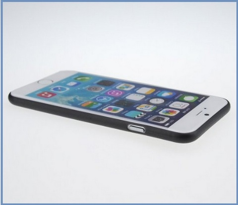 Cover trasparante di vari colori iphone 6 e iphone 6s