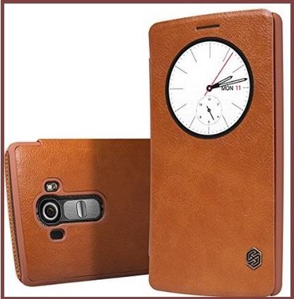 Cover per lg g4 marrone