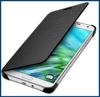 Cover flip per smartphone samsung a7