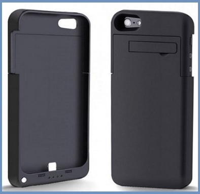 Cover ricaricabile iphone 5