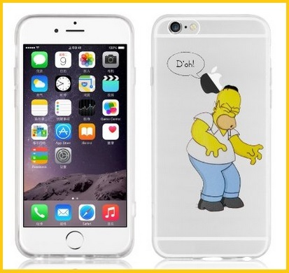 custodia iphone 7 divertenti