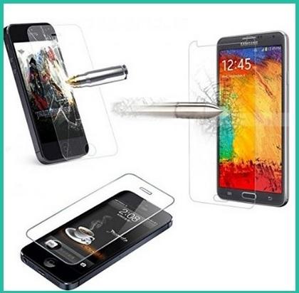 Pellicole smartphone vetro temperato per sony xperia m4