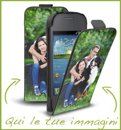 Cover blackberry z30 personalizzate in pelle