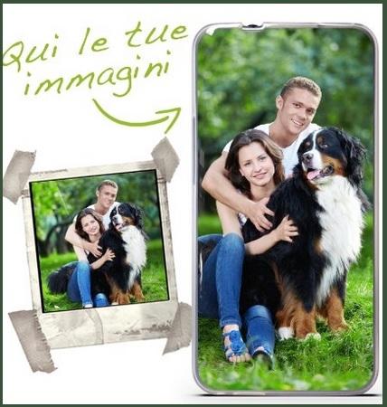 Cover blackberry z10 personalizzate con la propria foto