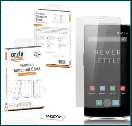 Pellicole smartphone vetro temperato per oneplus one