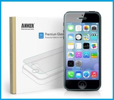 Pellicole vetro temperato iphone 5s e iphone 5c