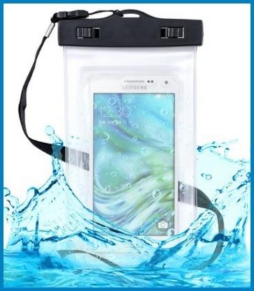 Custodia smartphone resistente all'acqua