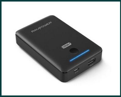 Caricabatterie portatile samsung s3 tascabile