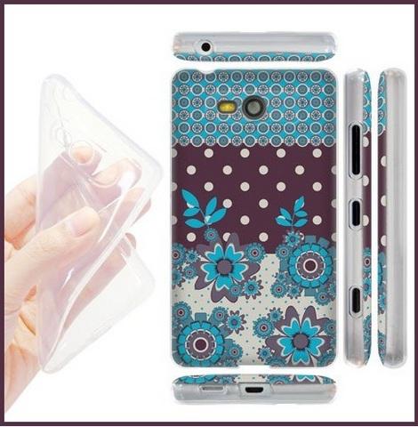 Cover di violetta per cellulari