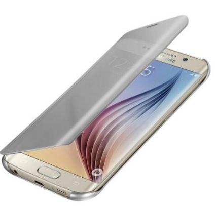 Smart custodia rigida per samsung s6 edge