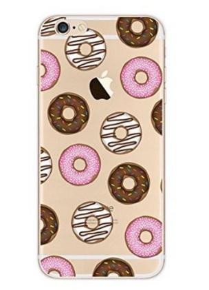 Custodia con le famose ciambelle donuts iphone se